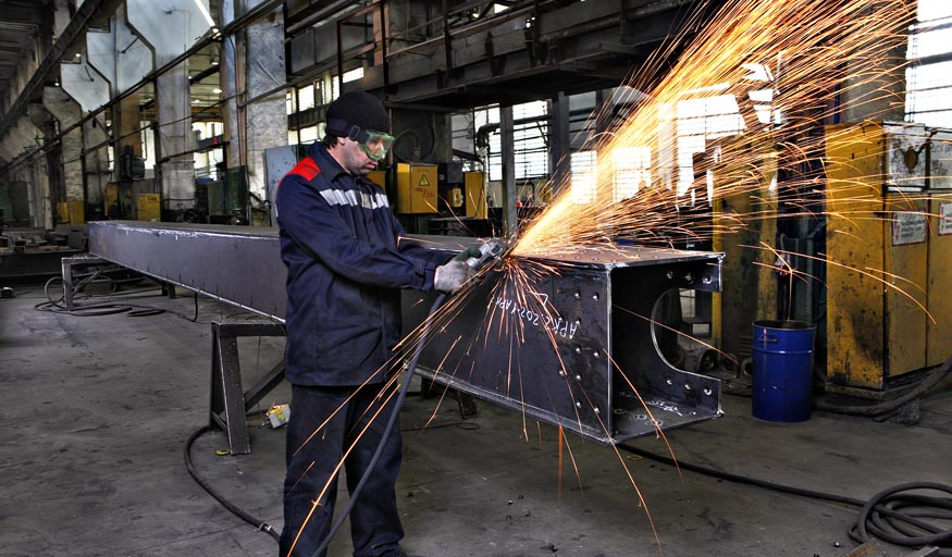 Cadillac Fabrication metal fabrication services